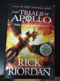 The Trials of Apollo -The Dark Prophecy