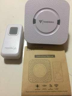 Tenswall wireless doorbell (B136)
