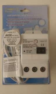 電視天線放大器A628.