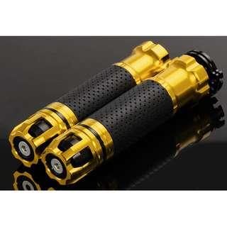 Universal motorbike throttle handle grips CNC high quality carbon fiber