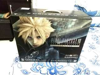 Ps3 sony playstation 3 final fantasy vii advent children console system japan
