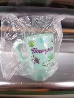 🚚 Takara tomy  迪士尼 邦尼兔 迷你馬克杯 公仔 擺飾 裝飾 扭蛋