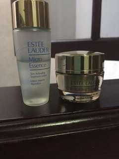 Estee lauder micro essence & revitalizing supreme +
