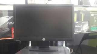 HP ProDisplay P191 LED-backlit LCD monitor