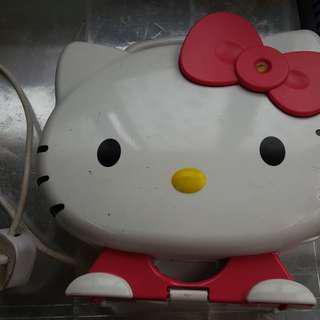 Hello Kitty 三文治夾
