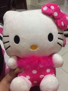 hellokitty pink boneka