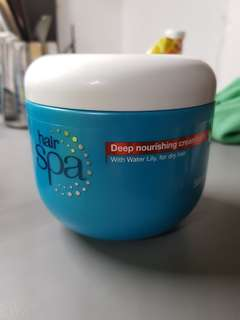 L'oreal Hair Spa Deep Nourishing Creambatb