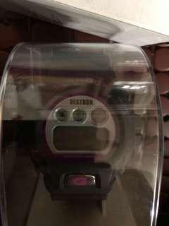 出售 日版 CASIO G-Shock DW 6900  MEGATRON  MODEL 變形金剛狂派 絕版 98%新 購於日雅 如圖所見