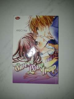 komik sweet love trap