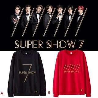 Super Junior SS7 Manila sweatshirt
