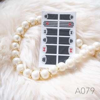 Stiker Kuku / Nail Stiker