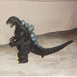 "Godzilla 10"" Sound Figure 1994 With Box Toho Trendmasters King Of The Monsters"