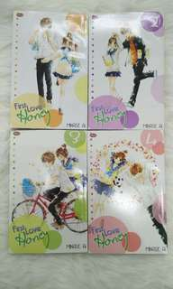 Komik First Love Honey