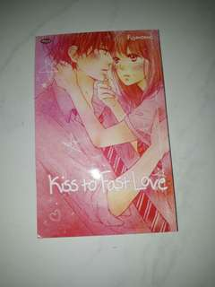 komik kiss to fast love