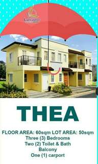 Townhouse In Alapan Imus, Cavite