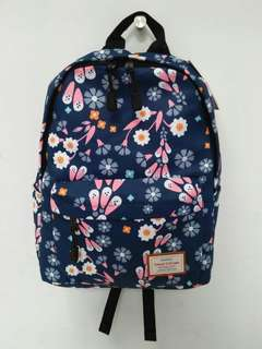 Tas ransel laptop backpack Forever Cultivate Original