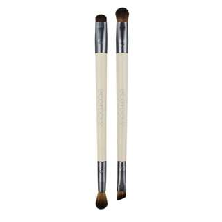 🔴INSTOCK🔴EcoTools, Eye Enhancing Duo Set, 4 Brush Heads
