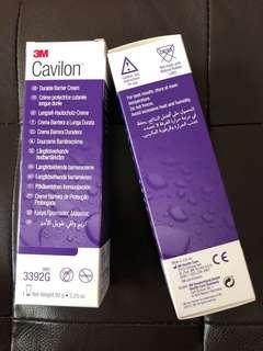 3M Cavilon - Durable Barrier Cream 92g - 3 tubes