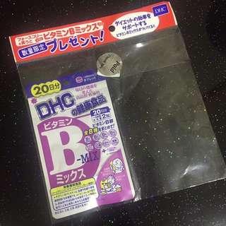Dhc 維他命b雜 全新購自日本