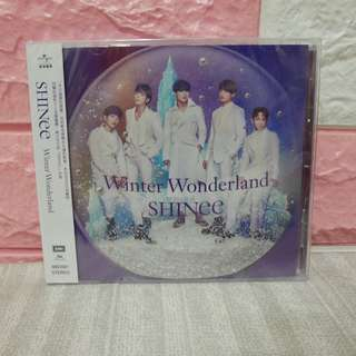 "SHINee ""Winter Wonderland"" 日專"