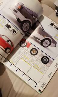 The Enkei Catalog for '84 Vehicles