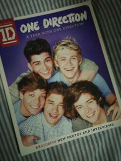 1D/One Direction: A year with One Direction