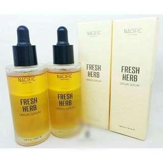 NATIFIC Natural Pasific Fresh Herb Origin Serum 50ml....