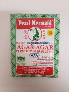 Pearl Mermaid jelly powder