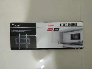 Titan TV Mount Bracket SGB401 (brand new)