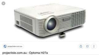 Optoma Projector H27A