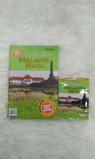 Buku Wisata Kuliner Malang Raya
