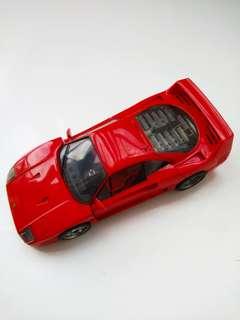 1/43 Ferrari F40 超級跑車