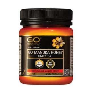 🚚 Manuka Honey UMF 5+ (MGO 80+) 250gm [From New Zealand]
