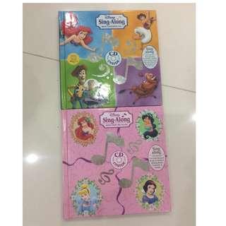 Disney book of songs
