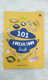 Buku Korean Food Guide