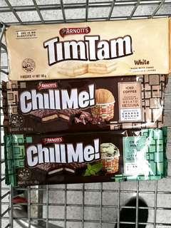 澳洲代購 timtam 朱古力餅