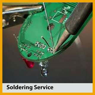 Soldering service