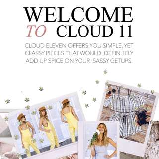 Welcome to Cloud 11!