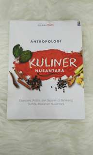 Buku Kuliner Nusantara
