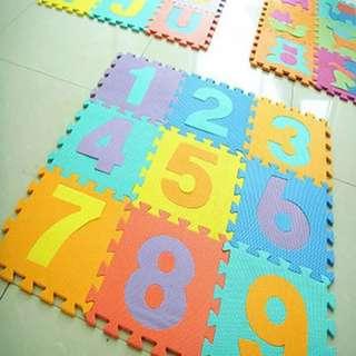Floor puzzle 10pcs