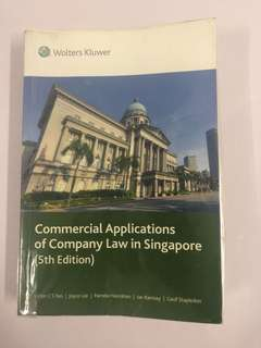 🚚 AC2302 Company Law