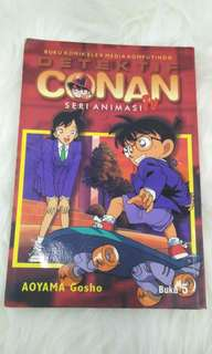 Komik Conan Eps 5 Full Colour