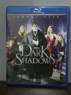 Blu-ray Disc Dark Shadows