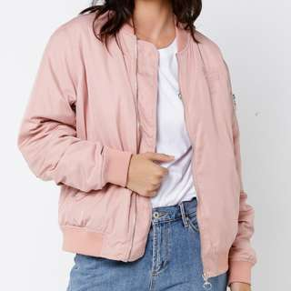 LOOKING FOR Pink Bomber Jackets