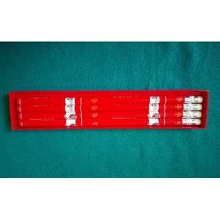 🚚 德國足球隊 科隆足球俱樂部 FC Köln 紀念鉛筆套組