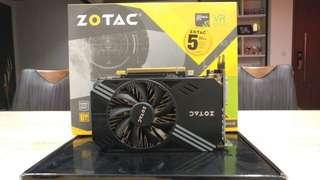 Zotac GTX1060 6GB