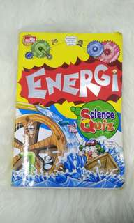 Buku Cerita Energi