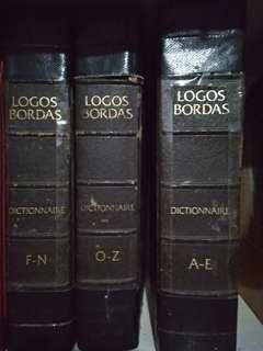 Logos Bordas Dictionaire