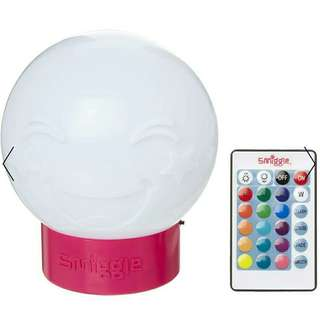 Smiggle Happy Glow Lamp