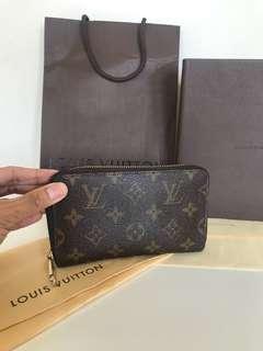Louis Vuitton Compact Zippy wallet